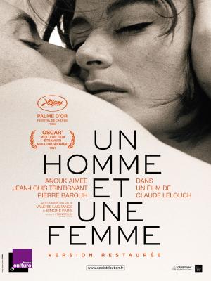 """Résultat de recherche d'images pour """"Un homme et une femme film Lelouch"""""""